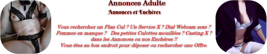 Annonces Adulte gratuites Logo